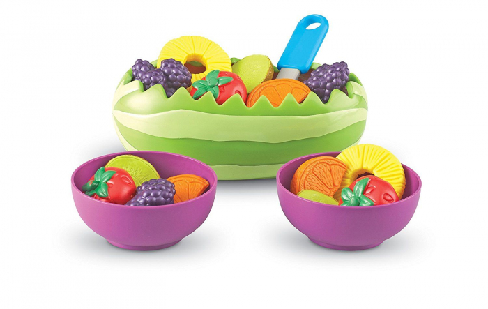 Salata proaspata - set educativ sortare [2]