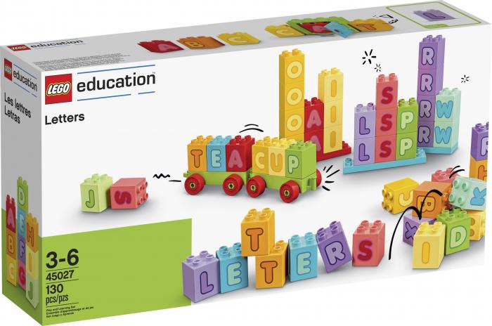 Set constructie cu litere  - Lego Education 1