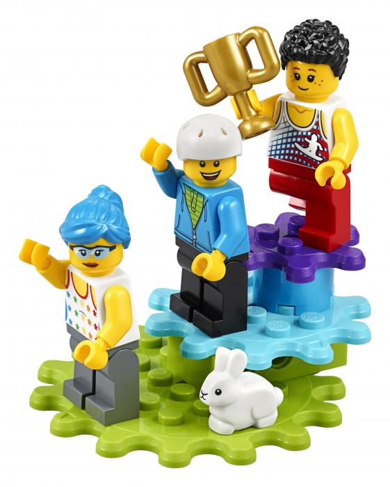 Set constructie Lego - BricQ Motion Essential Set - Lego Education 9