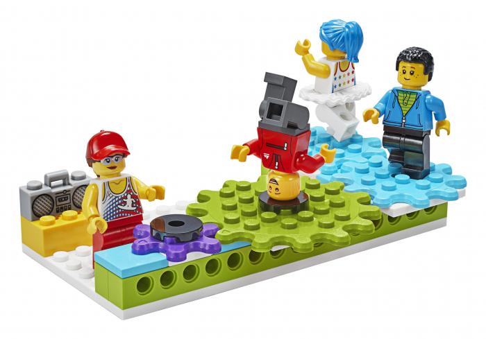 Set constructie Lego - BricQ Motion Essential Set - Lego Education 2