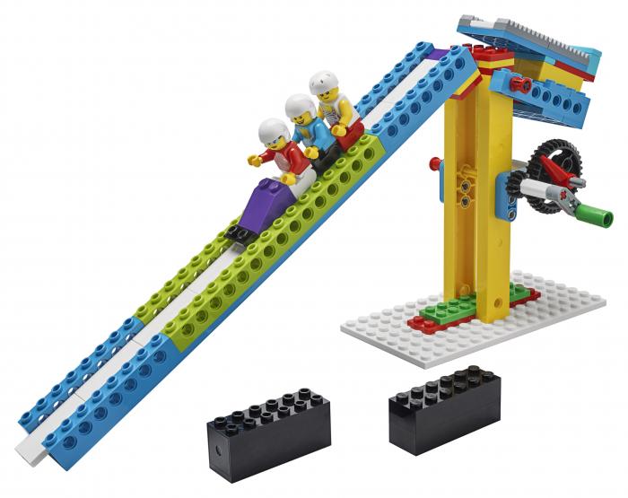 Set constructie Lego - BricQ Motion Essential Set - Lego Education 7
