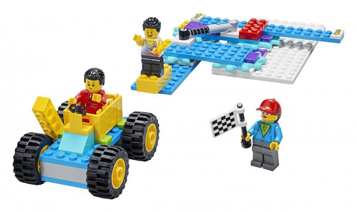 Set constructie Lego - BricQ Motion Essential Set - Lego Education 5