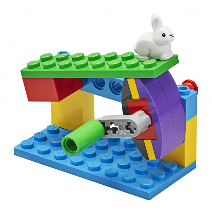 Set constructie Lego - BricQ Motion Essential Set - Lego Education 6