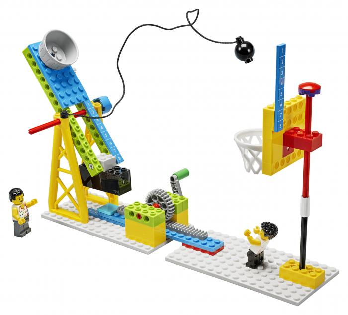 Set constructie Lego - BricQ Motion Essential Set - Lego Education 4