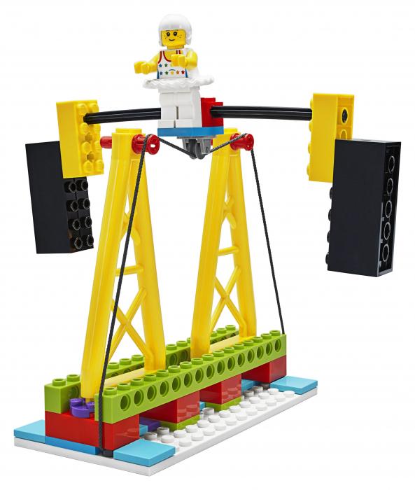 Set constructie Lego - BricQ Motion Essential Set - Lego Education 3