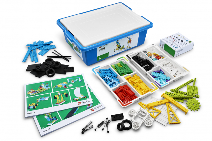 Set constructie Lego - BricQ Motion Essential Set - Lego Education 0