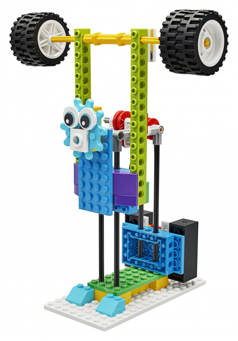 Set constructie Lego - BricQ Motion Essential Set - Lego Education 8