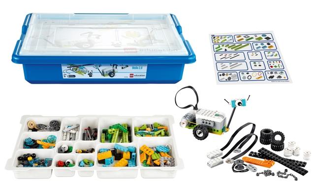 Set constructie STEM - WeDo 2.0 Core Set - Lego Education 0