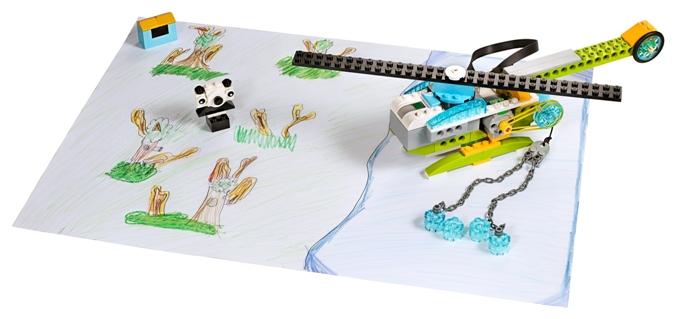 Set constructie STEM - WeDo 2.0 Core Set - Lego Education 1