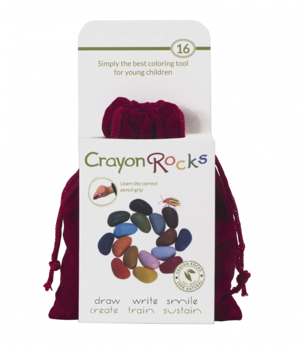 Set Crayon Rocks 16 buc 5