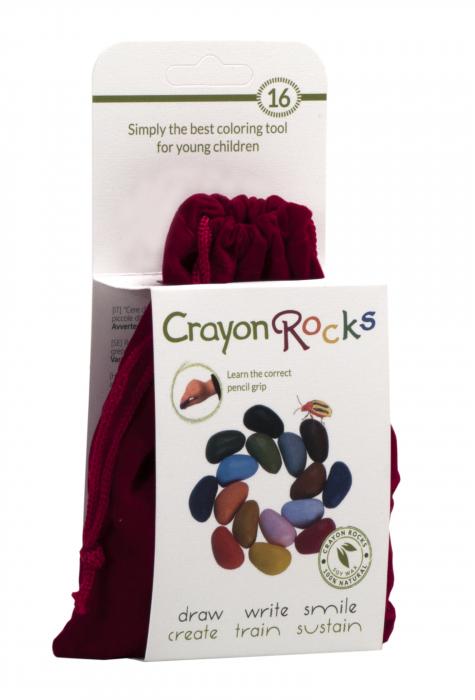 Set Crayon Rocks 16 buc 0