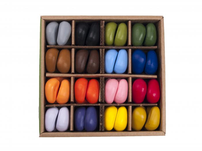 Set Crayon Rocks 64 buc/16 culori 0