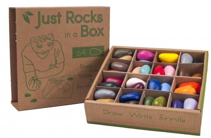 Set Crayon Rocks 64 buc/32 culori 0