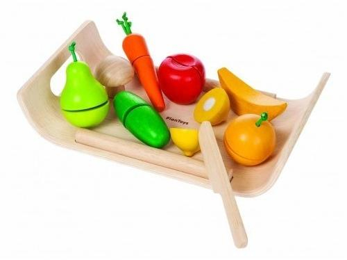 Set cu fructe si legume asortate [0]