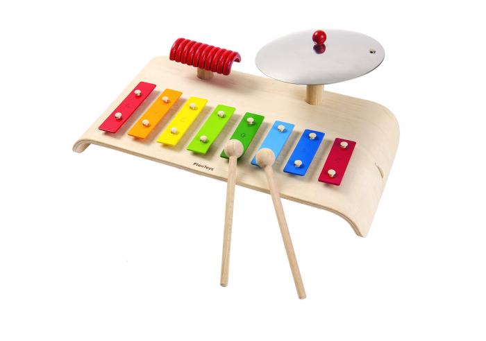Set cu instrumente muzicale pentru copii 0
