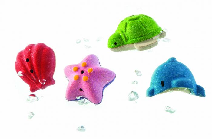 Set de baita cu animale marine 0