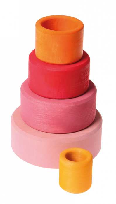 Set de boluri lollipop - jucarie SPIEL GUT 1