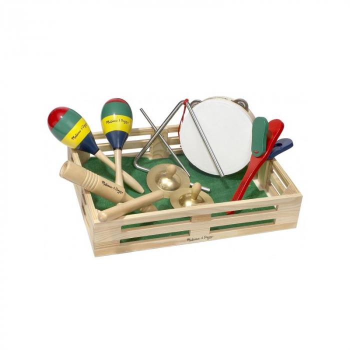 Set de instrumente muzicale din lemn [0]