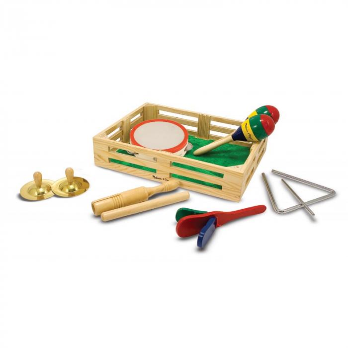 Set de instrumente muzicale din lemn [1]
