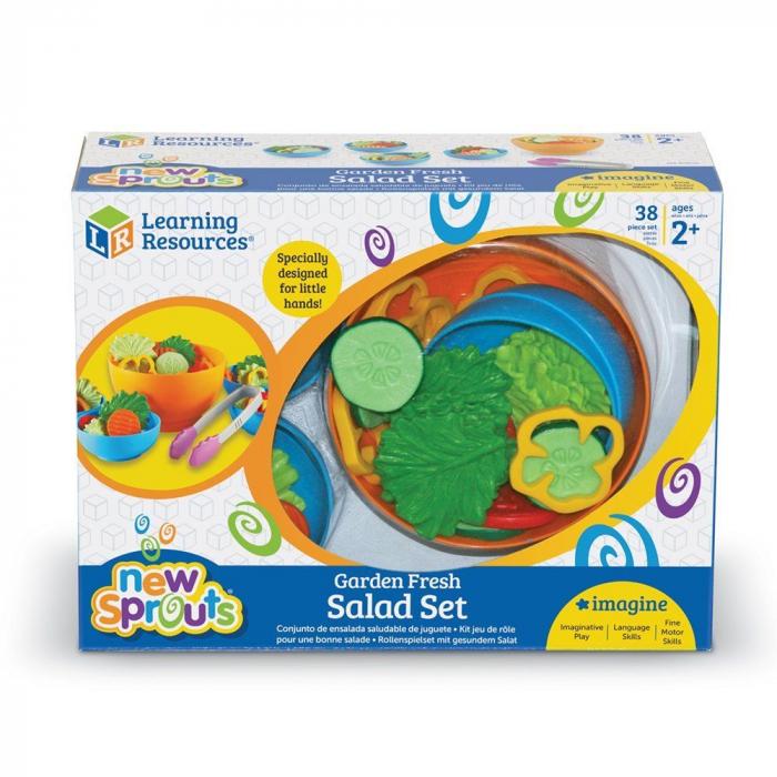 Set de joaca pentru salata 2