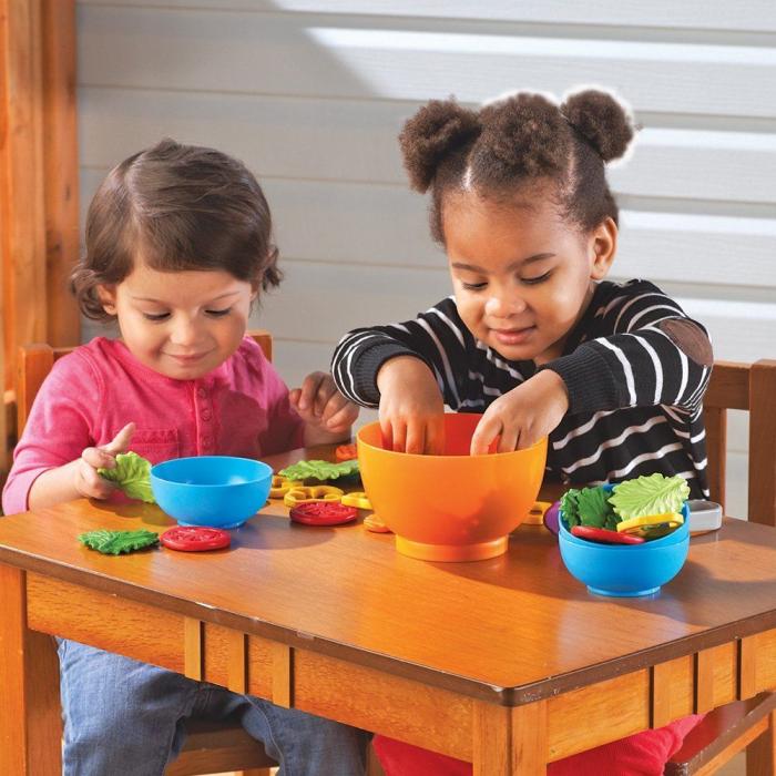 Set de joaca pentru salata 3
