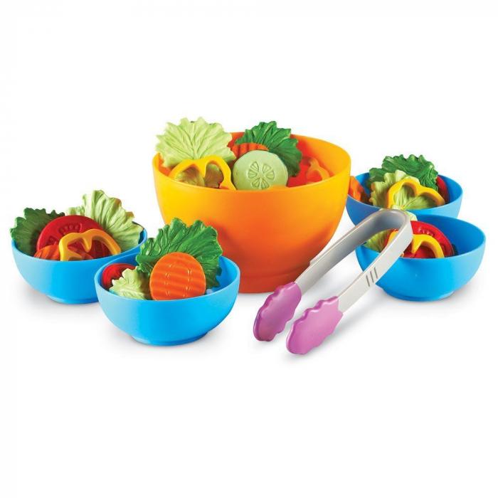 Set de joaca pentru salata 4
