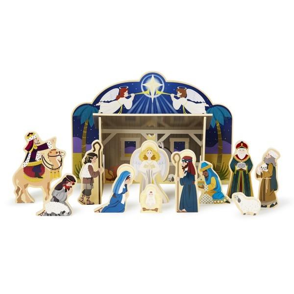 Set figurine Nastere Domnului [0]