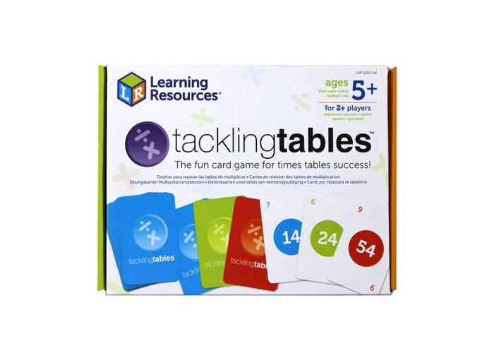 Set individual tacklingtables™ - inmultire si impartire 4