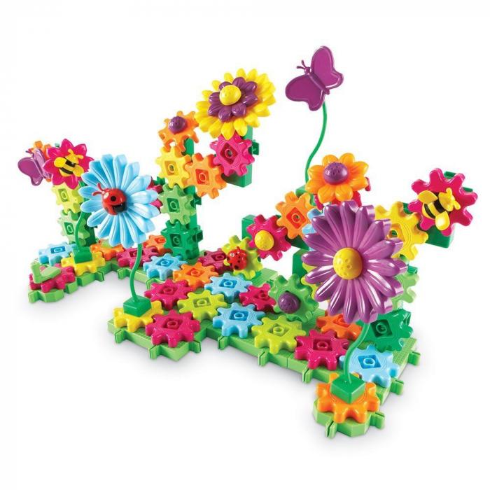 Setul constructorului cu flori - Gears! Gears! Gears! 116 Piese 2