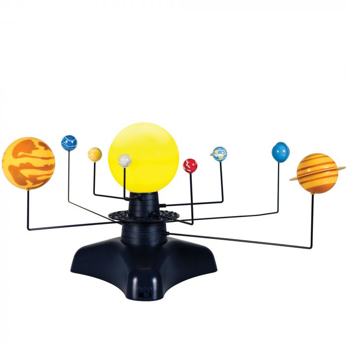 Sistem Solar Motorizat Geosafari - Micul astronom 0