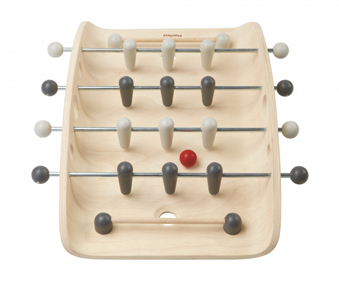 Joc Foosball - Joc de fotbal din lemn copii 1