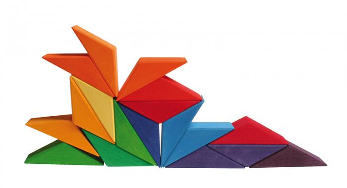 Steluta culorilor complementare 2