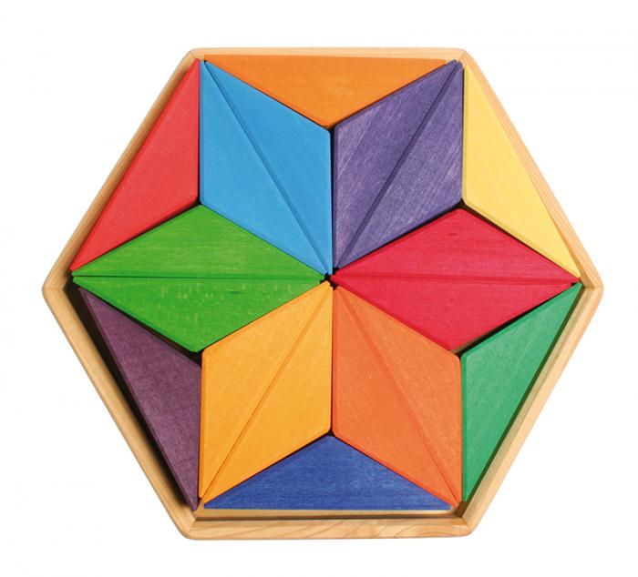 Steluta culorilor complementare 1