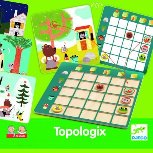 Topologix - joc de logica 1