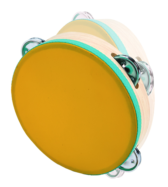 Tamburina - instrument muzical copii [1]