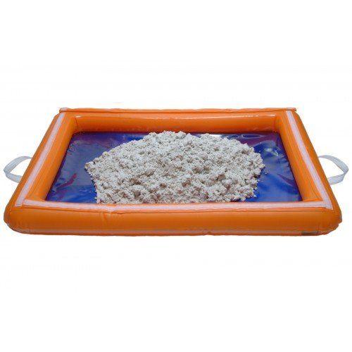 Tavita gonflabila pentru joaca cu nisip kinetic sau alte materiale 3