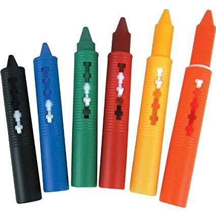 Jucarie pentru baie - Creioane colorate 1