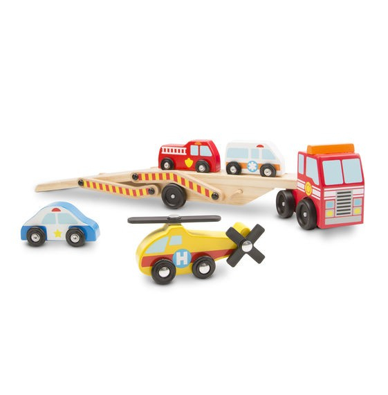 Transportor cu vehicule de urgenta [0]