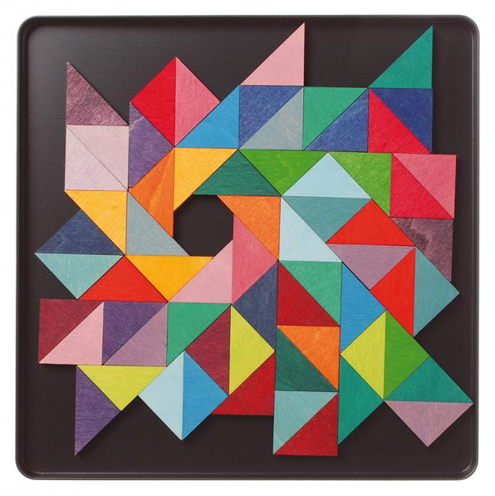 Triunghiuri 64 piese 2