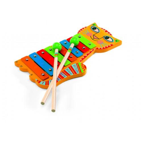 Metalofon - Instrument muzical pentru copii 0