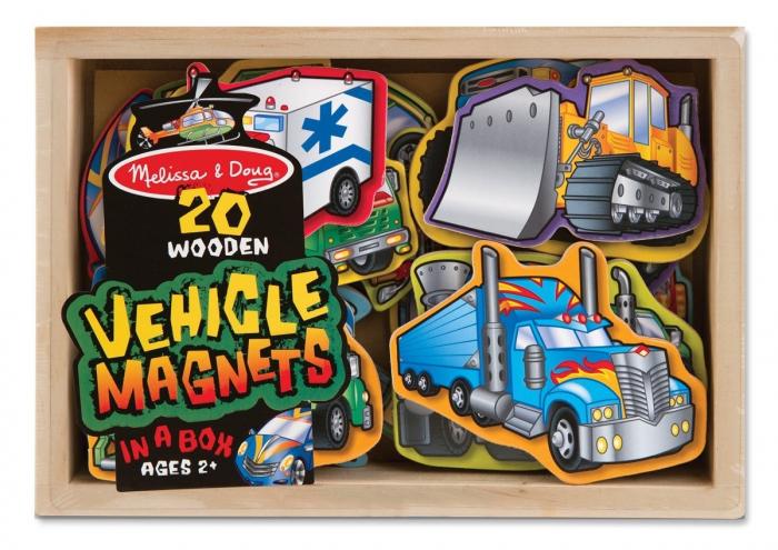 Vehicule cu magneti 1
