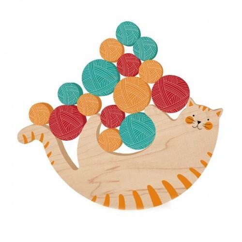 Miau - joc de echilibru 0