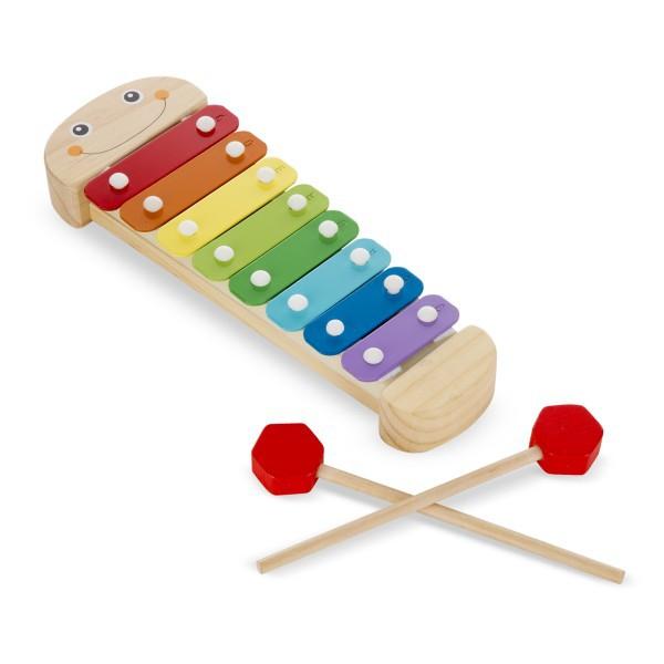 Xilofon din lemn Omida vesela - Instrument muzical copii [1]