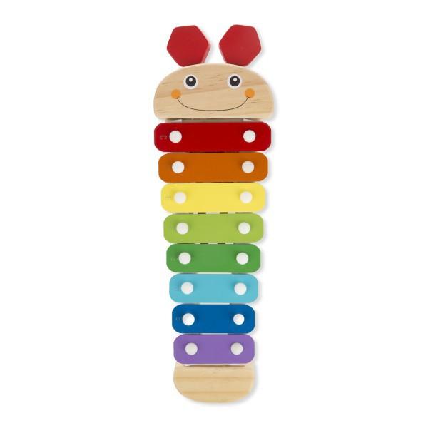 Xilofon din lemn Omida vesela - Instrument muzical copii [2]