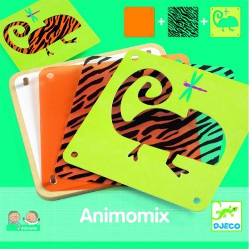 Animomix - Joc de logica pentru copii 1