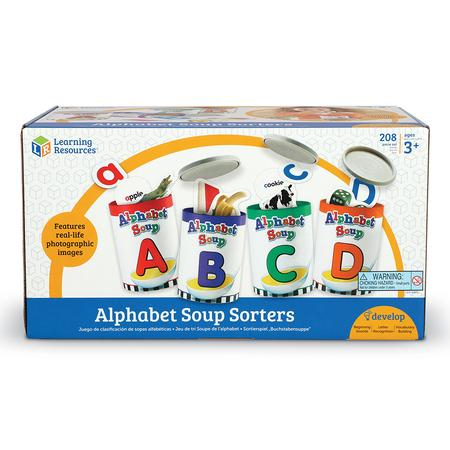 Supa de alfabet - Set educativ3