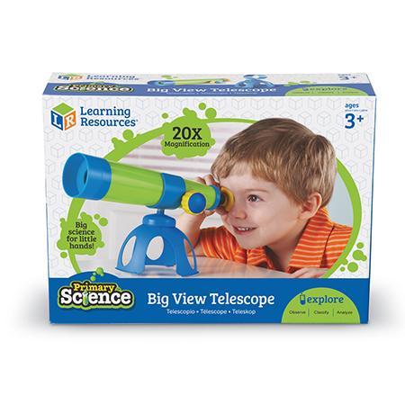 Primul meu telescop - Primary Science2