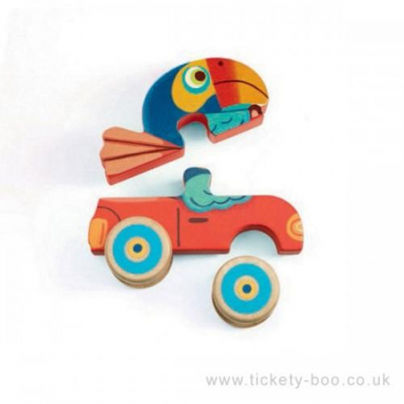 Figurine Puzzle Pachy&Co1