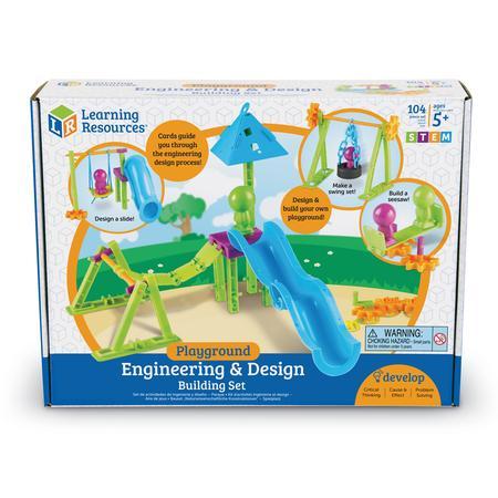 Inginerie si design pentru copii - Set de constructie3