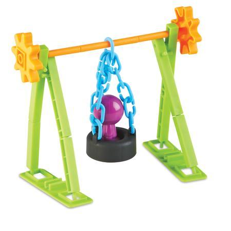 Inginerie si design pentru copii - Set de constructie0